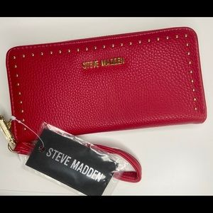 Steve Madden Other - New Steve Madden Wrist wallet